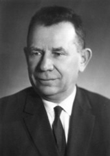 Pojda Dmitri (1908 - 1992), head of the department and worked at the Institute in 1959 - 1966