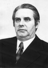 Postavnoy Basil (1924 - 1992), head of the department in 1966 - 1992