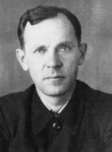 Kuznetsov Anatoly (1908 - 1979), Head of the department in 1946 - 1957 years